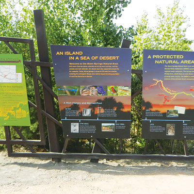 Plan Your Visit – Warm Springs Natural Area
